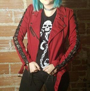6437a4359 Tripp nyc Jackets & Coats   Sold On Depop X Joan Jett Jacket   Poshmark